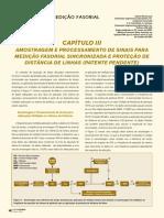 Amostragem e Processamento de Sinais Para Medição Fasorial Sincronizada e Proteção de Distância de Linhas (Patente Pendente)
