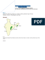 Pol Science X Ch-2 TBQ & Assign 2013-14
