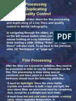 Radiology Processing Quality