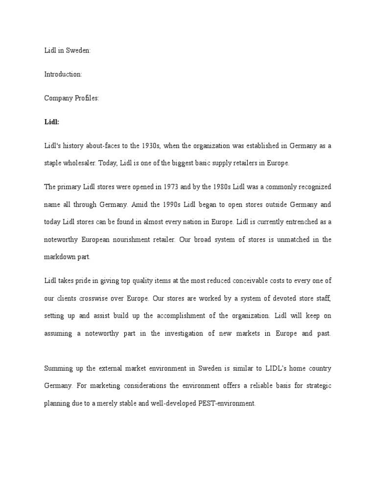 Lidl and Neto | Distribution (Business) | Retailing