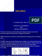 Welding Lectures