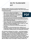 Technologies for Sustainable Development ( No.1 )