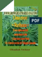 Como Cultivar Marihuana