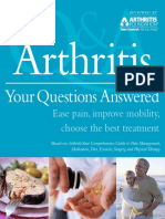Arthritis - Your Questions