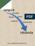 Guia Holanda y Bélgica