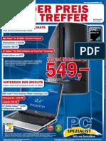 PC-Spezialist Flyer Juni 2008