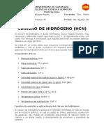 Cianuro de Hidrógeno (Hcn)