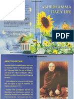331. Abhidhamma in Daily Life - Ashin Janakabhivamsa