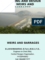 Nac -Barrages and Weirs