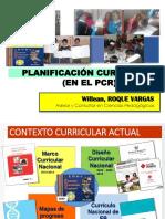 Planificación Curricular Pcr
