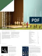 2010 Graduate Showcase Brochure