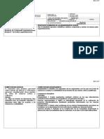 Planeacion Didactica Programa de Estudios de LOGICA 2014