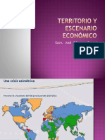 Evolución Escenario Económico