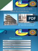 Clase Materiales Etapas de La Construccion
