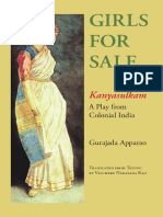 Gurajada Apparao Girls for Sale Kanyasulkam, A Play From Colonial India