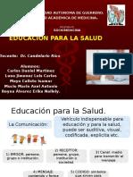 Sociomedicina-equipo-educacion Para La Salud Expo