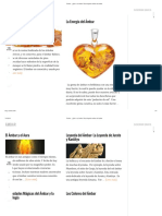 Ámbar - ¿Qué es el ámbar? Enciclopedia online del ámbar