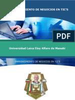 Emprendimiento de Negocios en TICs