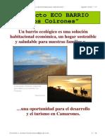 Eco Barrio Coirones - Una Oportunidad Para Camarones - Agosto 2012 - V7