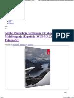 Adobe Photoshop Lightroom CC v6.6.1 Multilenguaje (Español) (WIN-MAC), Software Fotográfico - IntercambiosVirtuales