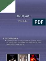 Biologia PPT - Drogas