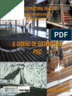 8-Diseño de Sistemas de Piso