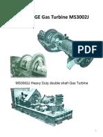GE Gas Turbine MS3002 Technical Data