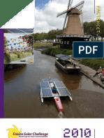 FACTSHEET-Frisian Solar Challenge