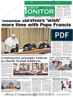 CBCP Monitor Vol. 18 No. 21