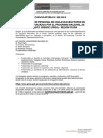 Bases de Convocatoria Pnsu 1ra Versión (Final1) (1)