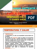 7.-Temperatura, Calor y Gas Ideal