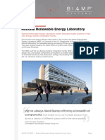 Biamp Case Study NREL