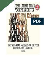 Proposal LDKK 2016