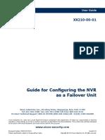 Nvr Backup Guide