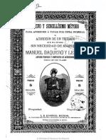 Baquero Ylezán (1892) - El Universal