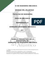 Seminario Ingenieria Mecanica ivan canevas