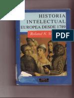 Richard D. Stromberg - Historia intelectual europea. Capitulos 1 a 3