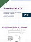 Materiais-Condução Em Materiais Não-metálicos