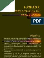 52699715.Unidad 9 Generalidades de Neoplasias