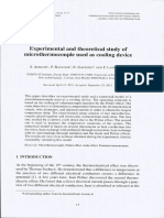 Experimental and Theorical Study of Micro Thermocouple Used as Cooling Device 2014