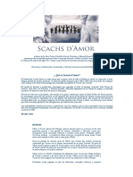 Scachs DAmor Sinopsis
