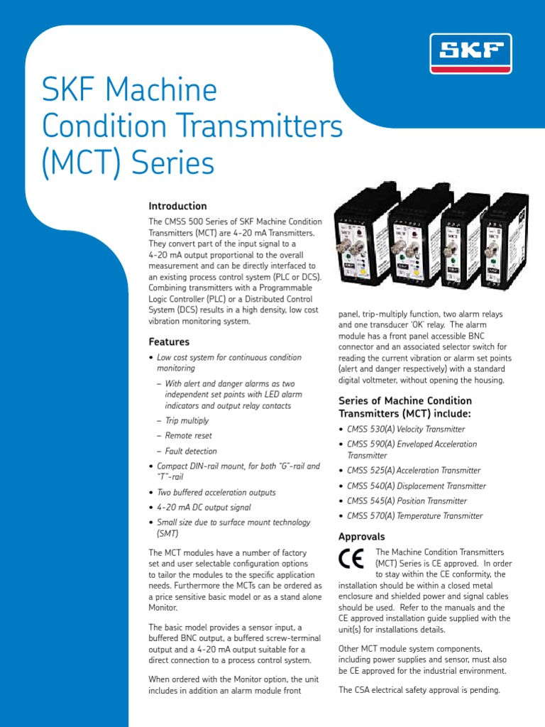 Mct Series Data Sheet Relay Switch Electrical Cost