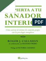 Despierta a Tu Sanador Interior - Roger J. Callahan