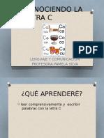 CONOCIENDO LA LETRA C.pptx