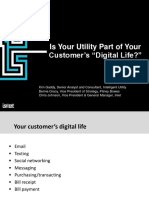 Utility Part of Customer's Digital Life