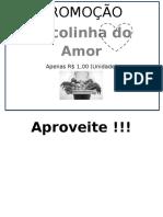 PROMOÇÃO ANITTA