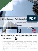 Presentación Relaciones Industriales