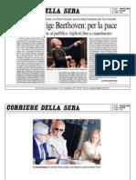 Giancarlo Rossi - (salv)agente di cambio - PDF Rassegna Stampa Compagnia per la Musica di Roma CorSera8-9-09