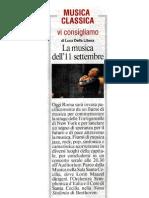 Giancarlo Rossi - (salv)agente di cambio - PDF Rassegna Stampa Compagnia per la Musica di Roma il messaggero 1109