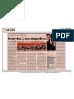 Giancarlo Rossi - (salv)agente di cambio - PDF Rassegna Stampa Compagnia per la Musica di Roma IlSole24Ore26-8-09